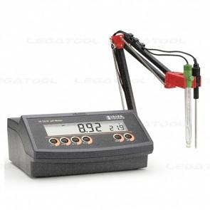 HANNA HI-2210-02 Basic pH Benchtop Meter