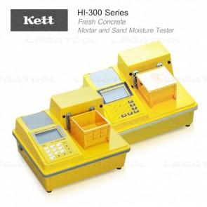 Kett HI-300 Series เครื่องวัดความชื้นคอนกรีตสด