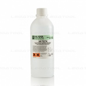 Hanna HI-7074L Inorganic Substances Cleaning Solution 500 mL