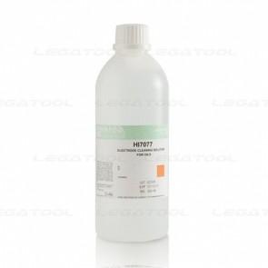 Hanna HI-7077L น้ำยาสำหรับทำความสะอาดโพรบวัดพีเอช 500 mL