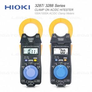 Hioki-3287/3288 Series แคลมป์มิเตอร์ AC/DC (Clamp meter)