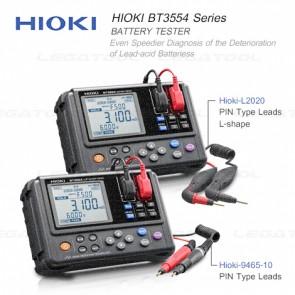 Hioki-BT3554 Series เครื่องทดสอบแบตเตอรี่แบบพกพา