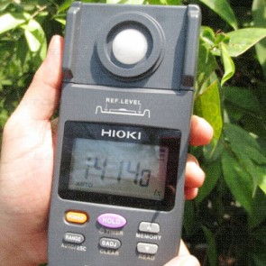 Hioki FT3425 LUX Meter | Bluetooth