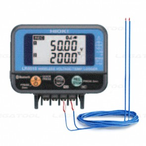 Hioki-LR8515 Wireless Voltage and Temperature Data Logger