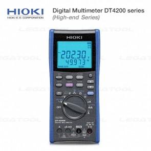 Hioki DT4200 High-end Series ดิจิตอลมัลติมิเตอร์