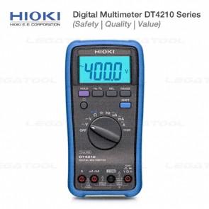 Hioki DT4210 Series ดิจิตอลมัลติมิเตอร์