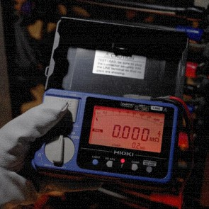 Hioki-IR4050 Series INSULATION TESTER