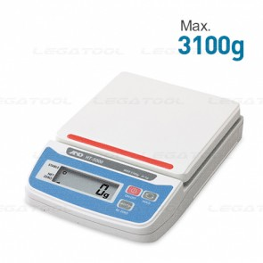 AND HT-3000 Compact Scales | Max.3100g