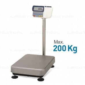 AND HW-200KGL เครื่องชั่งน้ำหนักดิจิตอลแบบตั้งพื้น | Max.220Kg