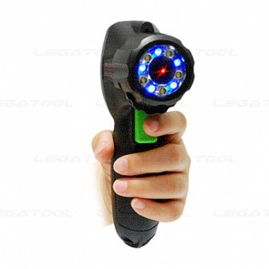 ILV-121 Infrared Thermometer with Leak Detecter Flashlight
