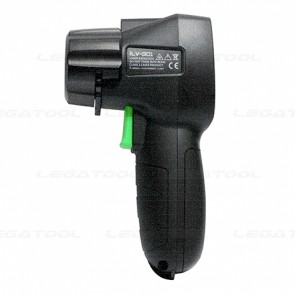 Flex ILV-301 Infrared Thermometer with Leak Detecter Flashlight