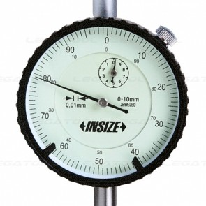 INSIZE IN-2308-10FA Dial Indicator with Jeweled bearing (0 - 10mm)