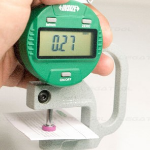 INSIZE IN-2871-10 Digital Thickness Gauge