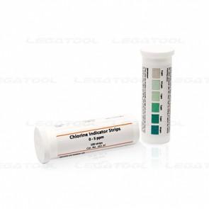 JS-162-1 Chlorine Indicator strips