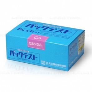 Kyoritsu Packtest WAK-Ca ชุดทดสอบคุณภาพน้ำ Calcium ion (Ca2+)