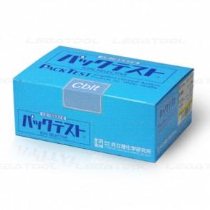 Kyoritsu Packtest WAK-Cblt ชุดทดสอบคุณภาพน้ำโคบอลต์ (Cobalt)