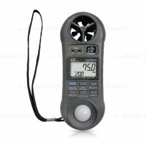 LM-8010 Anemometer and Air Flow 5 in 1