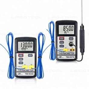 LUTRON TM-930S Series Digital Thermometer