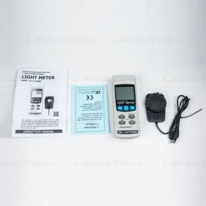 Lutron LX-11128SD Light Meter-SD Card Data Logger
