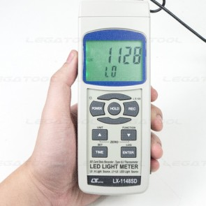 Lutron LX-1148SD LED LIGHT METER