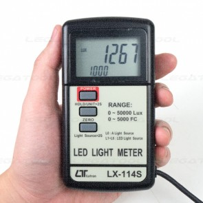 Lutron LX-114S LED Light Meter