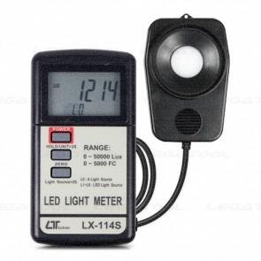 Lutron LX-114S เครื่องวัดแสง LED (Light & UV)