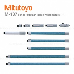 M-137 Tubular Inside Micrometers Series
