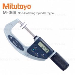 Mitutoyo M-369 Disk Micrometers Series ดิจิตอลไมโครมิเตอร์แบบดิสก์