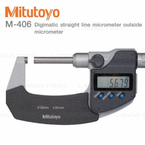 Mitutoyo M-406 Outside Micrometers Series