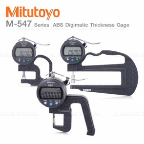 Mitutoyo M-547 Thickness Gages Series
