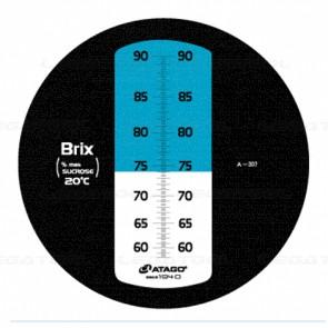 Atago MASTER-3PM Brix Refractometer (Hand-Held)