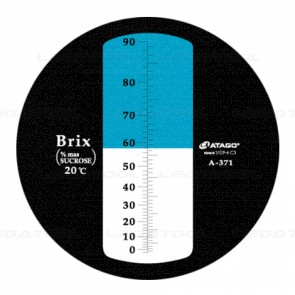 Atago MASTER-500 Brix Refractometerer   IP65