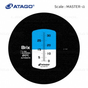 MASTER-Alpha Brix Refractometer