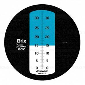 Atago MASTER-PM Brix Refractometers (Hand-Held)