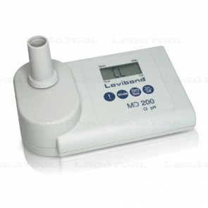 Lovibond MD200 เครื่องวัดคลอรีน 3 in 1 (Chlorine, pH, Cyanuric acid)