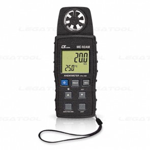 Lutron ME-92AM 3 in 1 Anemometer and Air flow