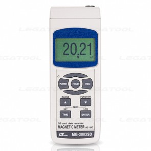 Lutron MG-3003SD AC/ DC Magnetic Meter | SD Card