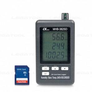 Lutron MHB-382SD Barometer Data Logger