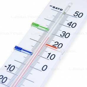SK Sato Miluno-TZ Thermometer for Room