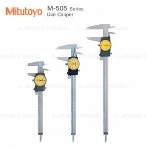 Mitutoyo M-505 Series เครื่องวัดคาลิเปอร์แบบหน้าปัด