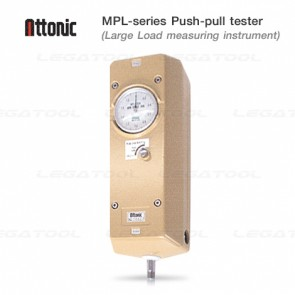 Attonic MPL Series เครื่องวัดแรงดึง/แรงผลักแสดงผลแบบสเกล (Force Gauge Push Pull)