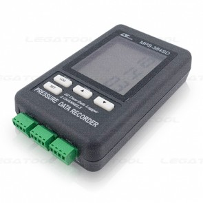 Lutron MPS-384SD 3 Channels Pressure meter - SD Card Datalogger