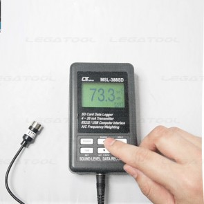 Lutron MSL-388SD Sound Level Meter