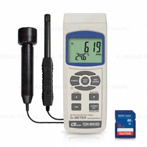 O2H-9903SD O2 Meter - SD Card Data Logger