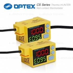 Optex CS Series เซนเซอร์วัดอุณหภูมิแบบไม่สัมผัส