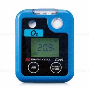 Riken Keiki OX-03 เครื่องวัดค่าออกซิเจนในอากาศ (Oxygen)