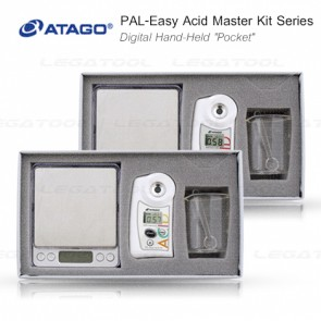 Atago PAL-Easy Acid Master Kit Series รีแฟรกโตมิเตอร์ | IP65