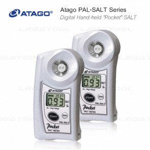 Atago PAL-SALT Series เครื่องวัดความเค็ม | IP65