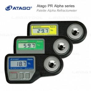 Atago PR Alpha-Series เครื่องวัดความหวานแบบดิจิตอล Palette Alpha Refractometer | HACCP