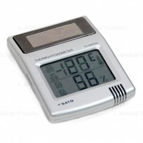 SK Sato PC-5200TRH Solar Digital Thermohygrometer